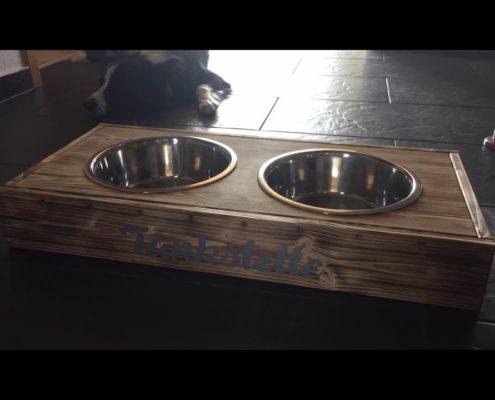 Artwork - Hundenapfständer