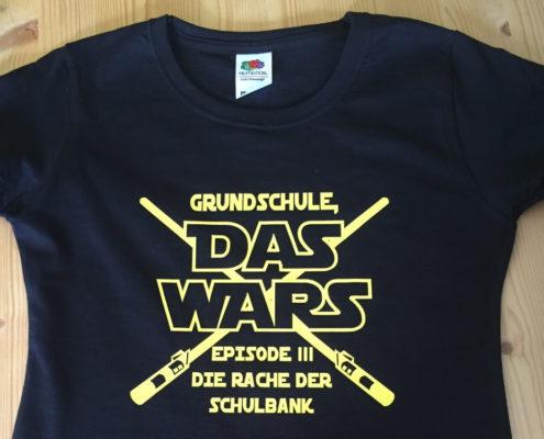 Textilveredelung - T-Shirt